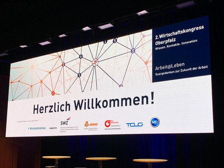Wirtschaftskongress Oberpfalz - Arbeit & Leben
