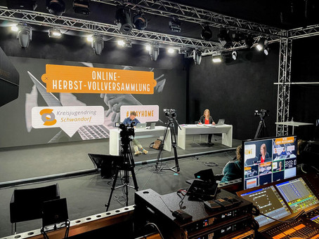 Online Herbst-Vollversammlung des KJR Schwandorf