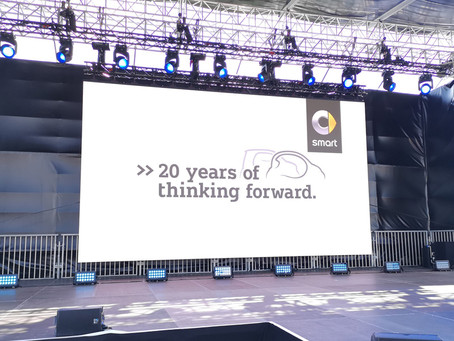 Smart - 20 years of thinking forward
