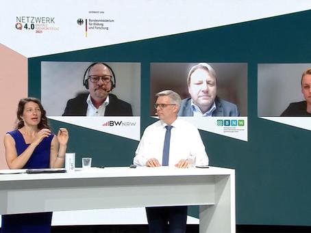 Digitale Fachkonferenz - Ausbilden 4.0 - Fit für das digitale Jetzt!