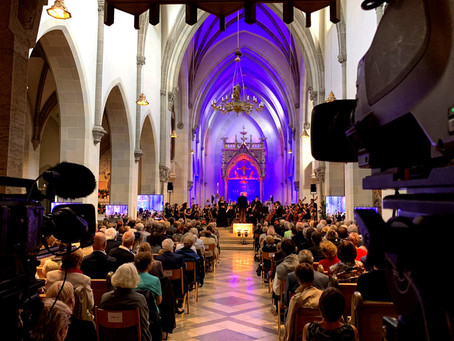 Benefizkonzert in St. Ottilien mit Anne-Sophie Mutter