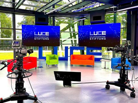 LUCE - Future Lab - Opening
