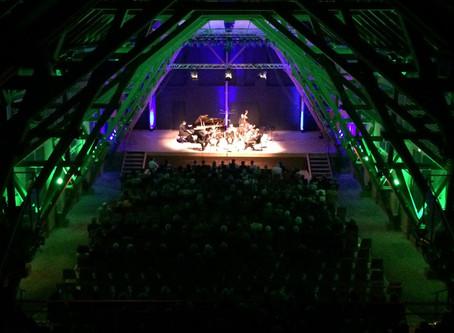 Janoska Ensemble im Florianstadl Kloster Andechs