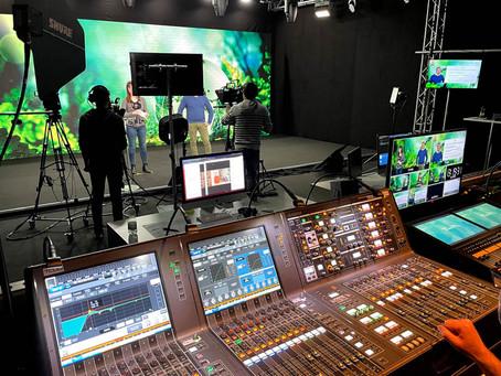 Virtueller Jahresauftakt 2021 der G.U.T. Kreiner+Lindner KG