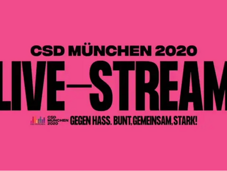 CSD München - Livestream 2020