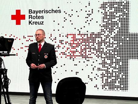 Bayerisches Rotes Kreuz - Virtueller Jahresauftakt 2021