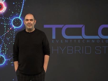 Hannes Ringlstätter im TCLG Hybrid Studio