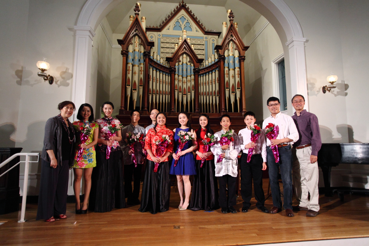 Selected Soloists Recital