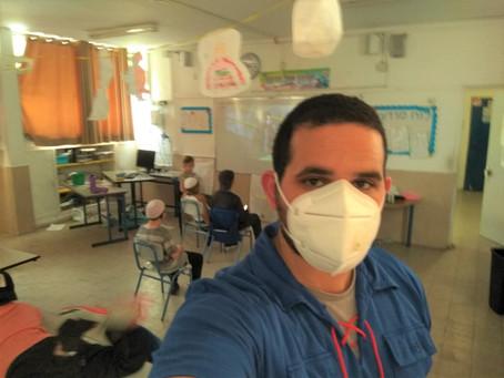Yoav reduces stress on doctors
