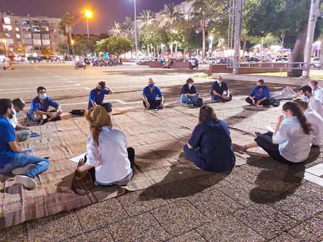 9th of Av: Dror Israel & Bnei Akiva Continue to Discuss Educating toward Social Solidarity