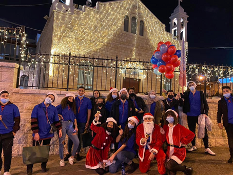 Festival of Winter Festivals in Jaffa