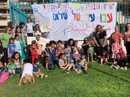 Mirit's thoughts and feelings after three days of riots and military operation