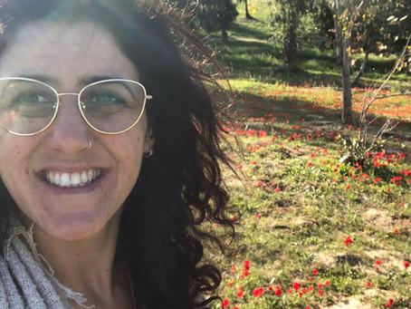 Rinat's week in Dror Israel's Educators' Kibbutz in Sderot