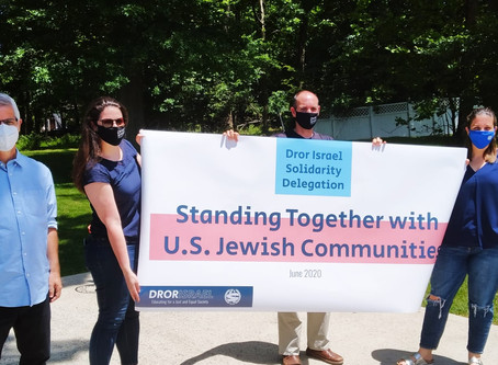 Solidarity Mission Blog to the US