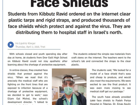 Creative Protective Face Shields
