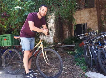 Zak's Bike Project