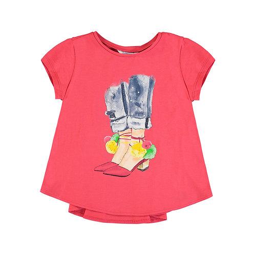 Mayoral-T-shirt m/c-  6021