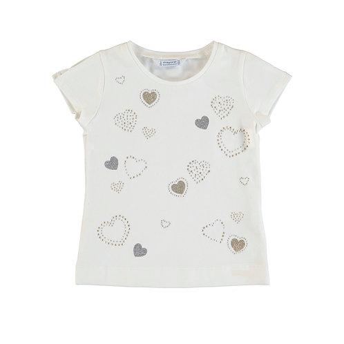 T-shirt m/c Coeurs-Mayoral-3012