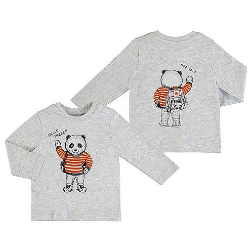 Mayoral-T-shirt M/L Panda-2041