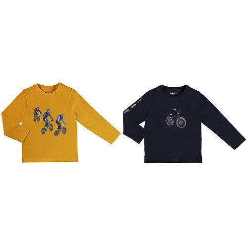 Mayoral-Set 2 T-shirts M/L-4047