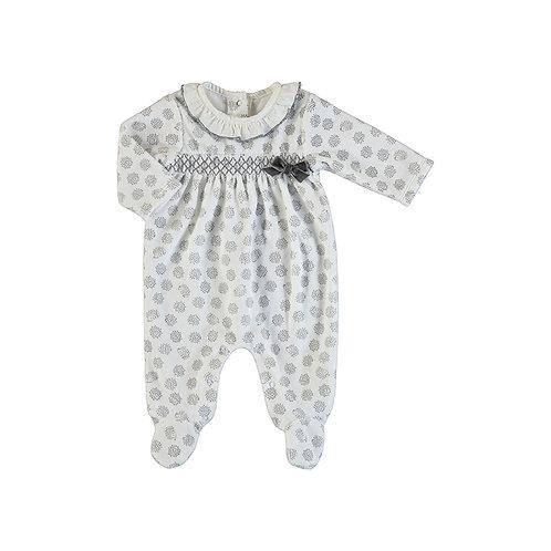 Mayoral-Pyjama Velours-2756