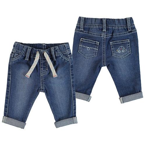 Mayoral-Pantalon Jean Basic-596