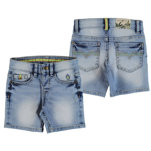 Mayoral-Bermuda Jean 5 Poches-3255