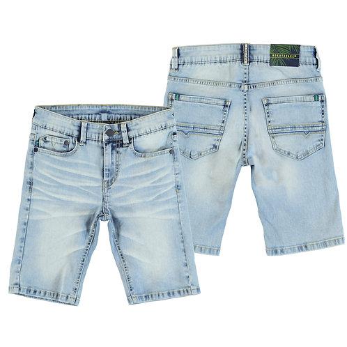 Mayoral-Bermuda jean 5 poches-6242
