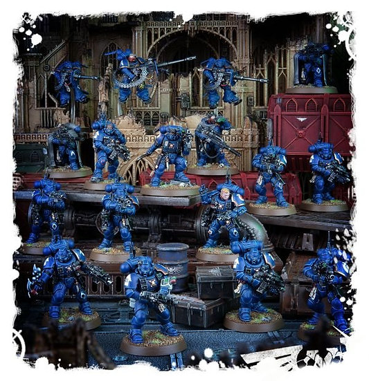 Start Collecting Vanguard Space Marines