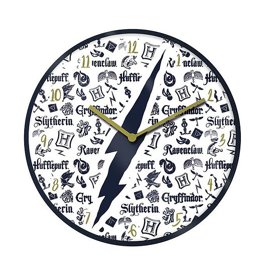 Horloge Murale Harry Potte