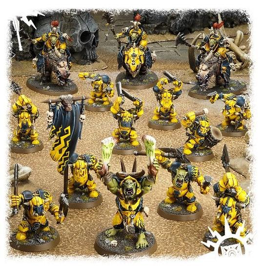Start Collecting Orruk Warclans
