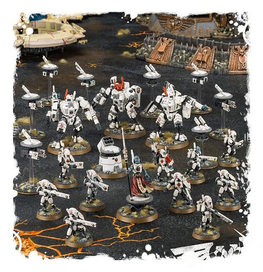 Start Collecting Empire T'au