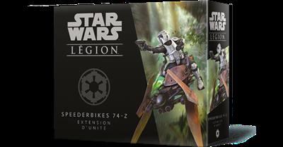 Star Wars : Légion - Speederbikes 74-Z