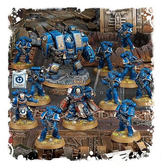 Start Collecting Space Marine