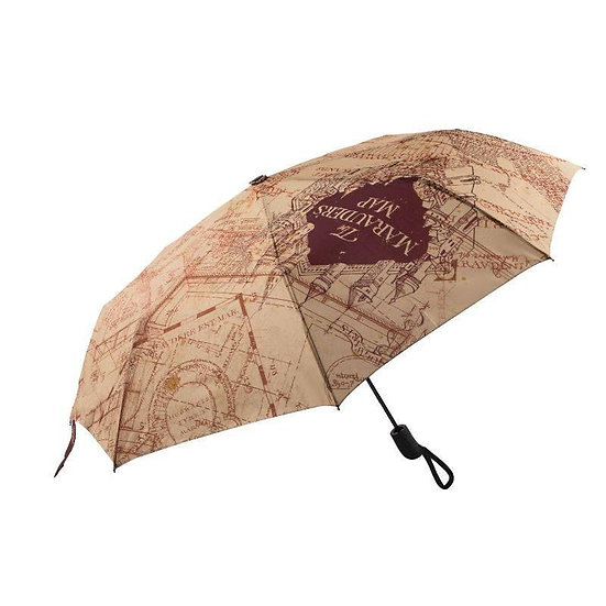 Parapluie Harry Potter Carte Maraudeur