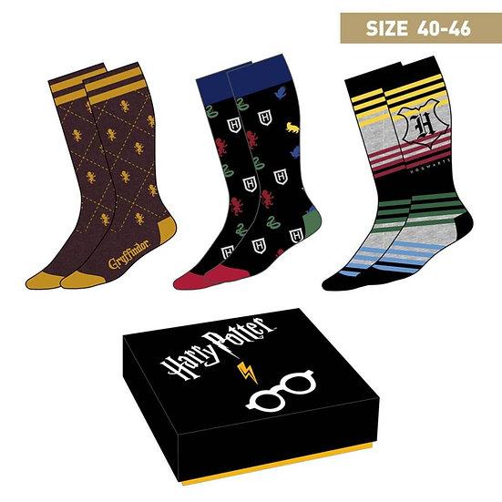 Pack cadeau Chaussette Harry Potter