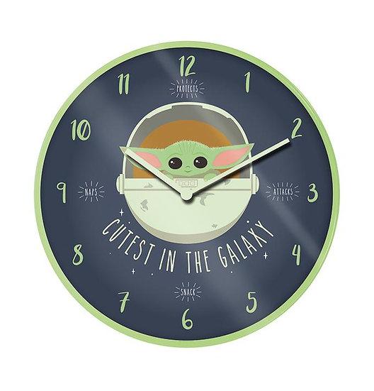 Horloge Murale The Child