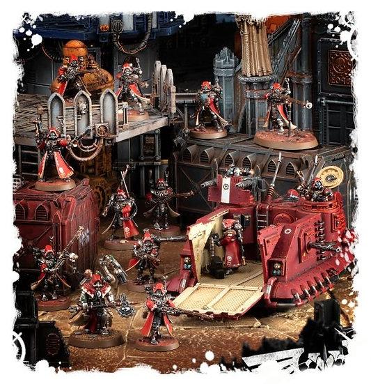Start Collecting Adeptus Mechanicus