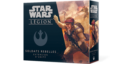 Star Wars : Légion - Soldat Rebelle