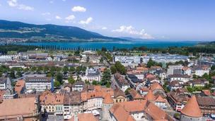 Yverdon-les-Bains et région