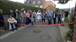 Inauguration Ruelle du Coin