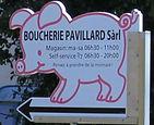 Boucherie Pavillard Sàrl
