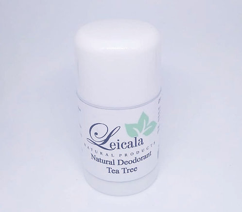 Leicala Tea Tree Natural Deodorant