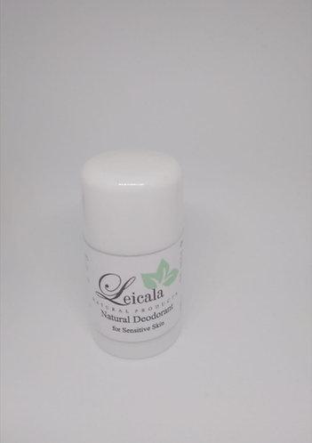 Leicala Natural Deodorant - Sensitive