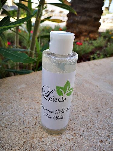 Leicala Summer Radiant Face Wash