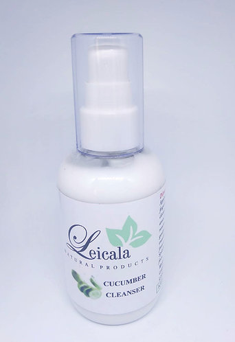 Leicala Natural Cucumber Cleanser