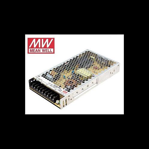 Fuente de alimentación para tiras led 200w 24Vdc Mean Well