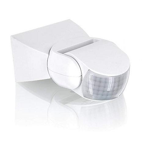 Detector de presencia PIR 180º superficie orientable