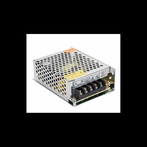 Fuente de alimentación para tiras LED 60W 12Vdc