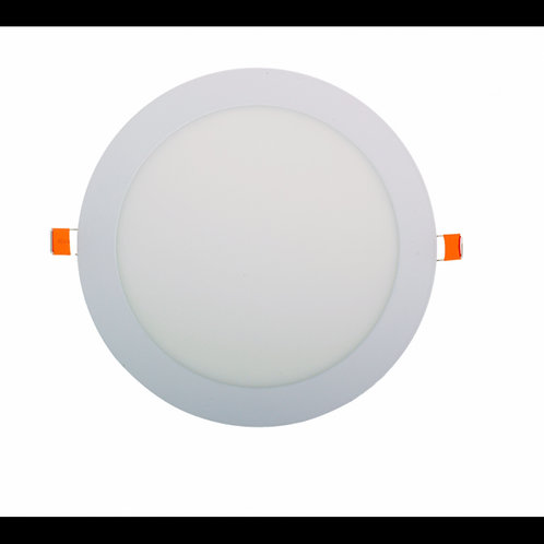 Downlight panel led circular 20w 220mm